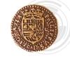 2 Escudos de Oro acuñados en Sevilla (Doblon) Felipe II 1556-1598